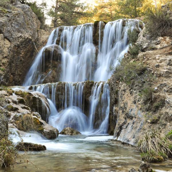 Wasserfall, Sierra de Pozo